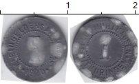 Изображение Нотгельды Германия 1 пфенниг 1920 Цинк  342.12