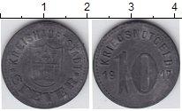 Изображение Нотгельды Шпейер 10 пфеннигов 1917 Цинк  513.2 c