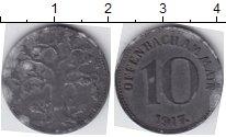 Изображение Нотгельды Оффенбах 10 пфеннигов 1917 Цинк  402.5 a