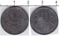 Изображение Нотгельды Унна 10 пфеннигов 1917 Цинк  556.6