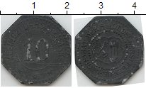 Изображение Нотгельды Германия 10 пфеннигов 1917 Цинк  412.2 b