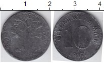 Изображение Нотгельды Оффенбах 10 пфеннигов 1917 Цинк  402.5