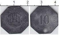Изображение Нотгельды Виттенберг 10 пфеннигов 1917 Цинк