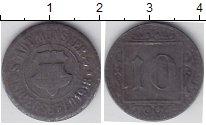 Изображение Нотгельды Германия 10 пфеннигов 1918 Цинк  350.5 b