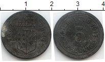 Изображение Нотгельды Германия 5 пфеннигов 1917 Цинк  404.1