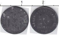 Изображение Нотгельды Европа Германия 10 пфеннигов 1917 Цинк