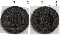 Изображение Нотгельды Германия 10 пфеннигов 1918 Цинк  386.2 c