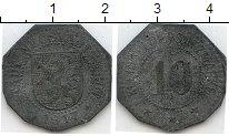 Изображение Нотгельды Нойштадт 10 пфеннигов 1917 Цинк  374.2 a