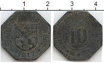 Изображение Нотгельды Германия 10 пфеннигов 1917 Цинк  374.2 a