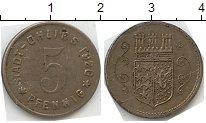 Изображение Нотгельды Германия 5 пфеннигов 1920 Цинк  404.4 d