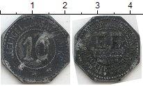 Изображение Нотгельды Ротенбург 10 пфеннигов 0 Цинк  453.2 c