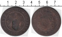 Изображение Монеты Африка Португальсая Африка 1 макута 1789 Медь