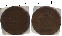 Изображение Монеты Дания 16 скиллингов 1814 Медь