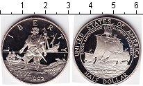 Изображение Мелочь Северная Америка США 1/2 доллара 1992 Медно-никель Proof