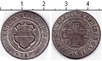 Изображение Монеты Швейцария 1/2 батзена 1830 Серебро