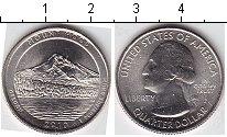 Изображение Мелочь Северная Америка США 1/4 доллара 2010 Медно-никель UNC