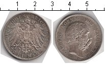 Изображение Монеты Саксония 2 марки 1902 Серебро