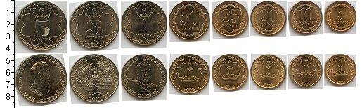 Изображение Наборы монет СНГ Таджикистан Таджикистан 2001-2006 0  UNC-