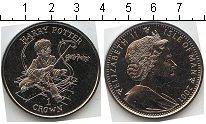 Изображение Мелочь Великобритания Остров Мэн 1 крона 2007 Медно-никель UNC-