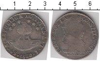 Изображение Монеты Боливия 8 солей 1830 Серебро VF