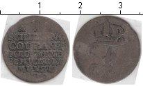 Изображение Монеты Европа Германия 1 шиллинг 1772
