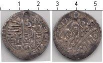 Изображение Монеты Индия 1 абасси 1722 Серебро
