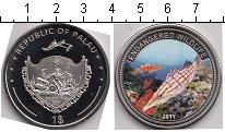 Изображение Мелочь Палау 1 доллар 2011 Медно-никель Proof