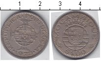 Изображение Монеты Мозамбик 5 эскудо 1973 Медно-никель