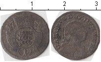 Изображение Монеты Вюртемберг 1 крейцер 1758 Серебро