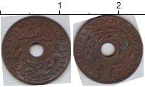 Изображение Мелочь Нидерландская Индия 1 цент 0 Медь VF
