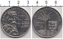 Изображение Мелочь Европа Португалия 100 эскудо 1990 Медно-никель UNC