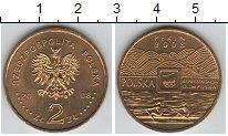 Изображение Мелочь Польша 2 злотых 2008 Медно-никель UNC-