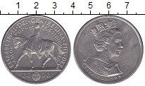 Изображение Мелочь Великобритания 5 фунтов 2002 Медно-никель XF