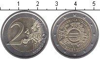 Изображение Мелочь Европа Италия 2 евро 2012 Биметалл UNC-