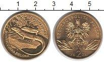 Изображение Мелочь Европа Польша 2 злотых 2009 Медно-никель UNC-
