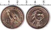 Изображение Мелочь США 1 доллар 2007 Медно-никель UNC