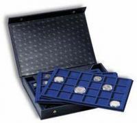 Изображение Аксессуары для монет Кейсы Кейс MK 4 TAB c планшетами для монет (330921) 0   Папка на двух кнопка