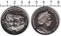 Изображение Мелочь Северная Америка Виргинские острова 1 доллар 2002 Медно-никель UNC