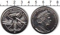 Изображение Мелочь Виргинские острова 1 доллар 2003 Медно-никель UNC