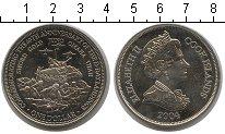 Изображение Мелочь Острова Кука 1 доллар 2004 Медно-никель UNC