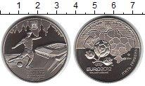 Изображение Мелочь Украина 5 гривен 2012 Медно-никель Proof-