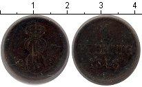 Изображение Монеты Германия Ганновер 1 пфенниг 1848 Медь