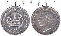 Изображение Мелочь Австралия и Океания Австралия 1 крона 1937 Серебро XF