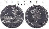 Изображение Мелочь Великобритания Остров Мэн 1 крона 1994 Медно-никель UNC