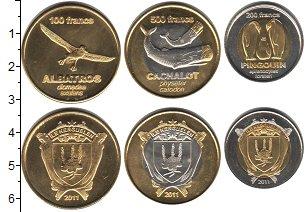 Изображение Наборы монет Франция Острова Кергелен Острова Кергелен 2011 2011  UNC-