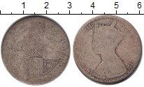 Изображение Монеты Великобритания 1 флорин 0 Серебро
