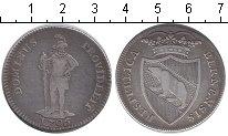 Изображение Монеты Берн 1/2 талера 1796 Серебро