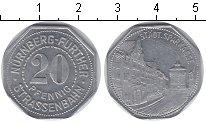 Изображение Монеты Германия Нюрнберг 20 пфеннигов 0 Алюминий