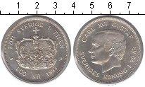 Изображение Монеты Швеция 200 крон 1993 Серебро UNC-
