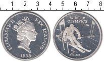 Изображение Монеты Австралия и Океания Новая Зеландия 5 долларов 1994 Серебро Proof-